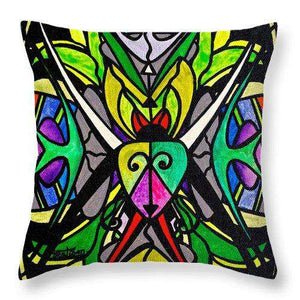 Kambo - Throw Pillow