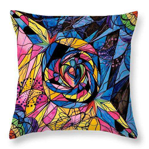 Kindred Soul - Throw Pillow