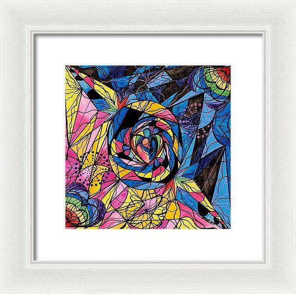Kindred Soul - Framed Print