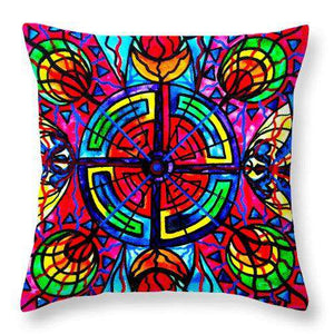 Labyrinth - Throw Pillow