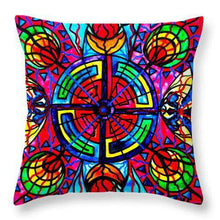 Load image into Gallery viewer, Labyrinth - Throw Pillow