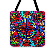 Load image into Gallery viewer, Labyrinth - Tote Bag