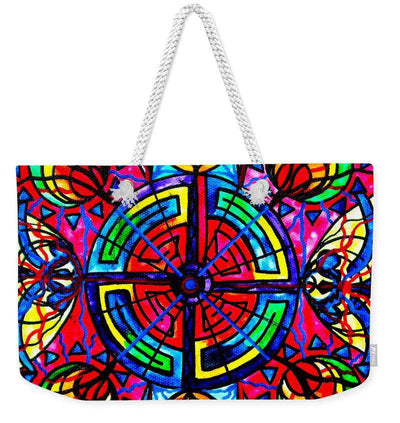 Labyrinth - Weekender Tote Bag