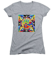 Load image into Gallery viewer, Lemuria - Women's V-Neck