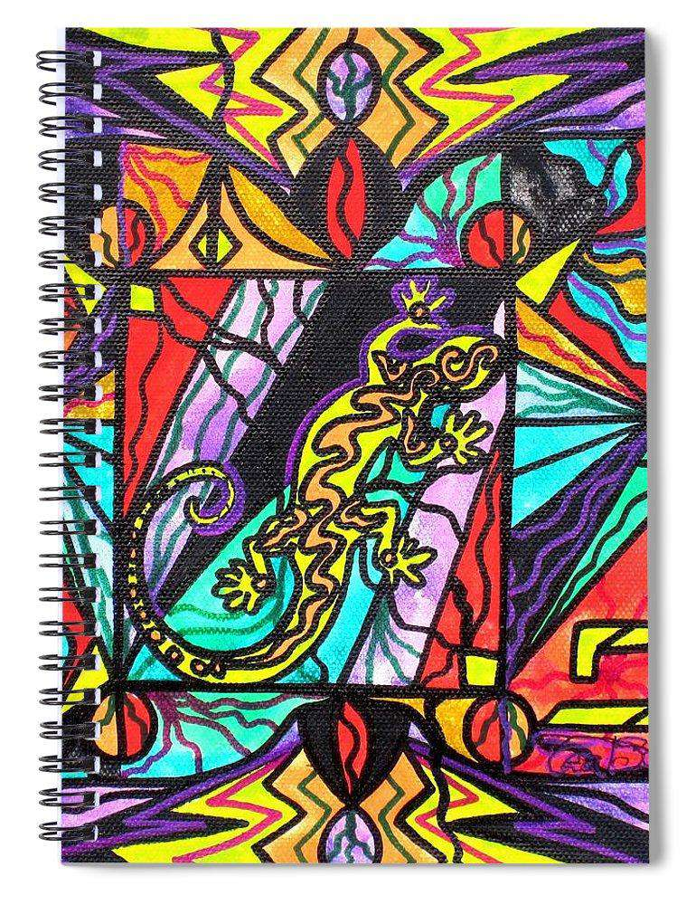 Lizard - Spiral Notebook