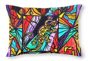Lizard - Throw Pillow
