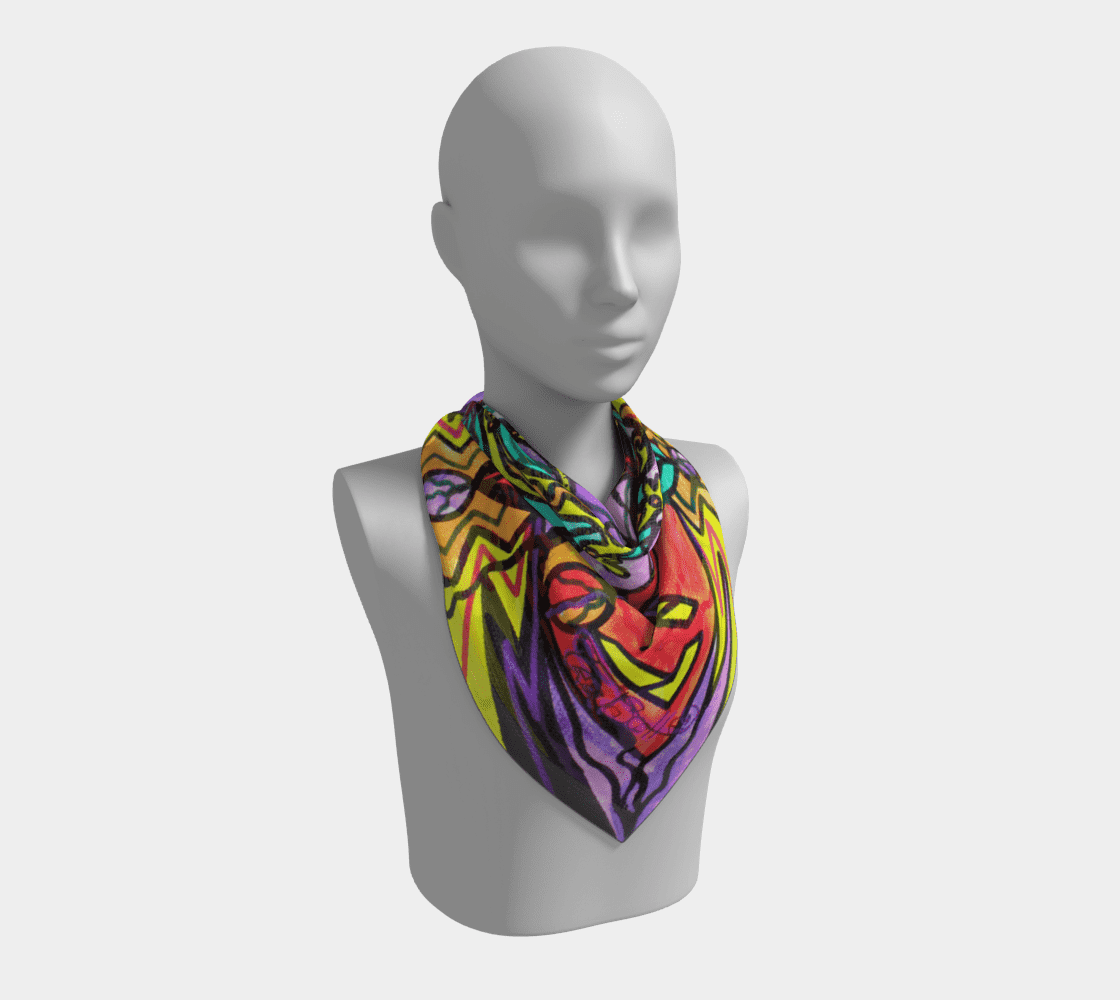 Lizard - Frequency Scarf
