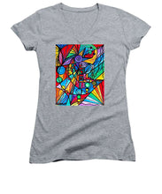 Load image into Gallery viewer, Lyra - Women's V-Neck