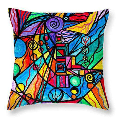 Lyra - Throw Pillow