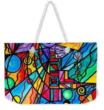 Load image into Gallery viewer, Lyra - Weekender Tote Bag