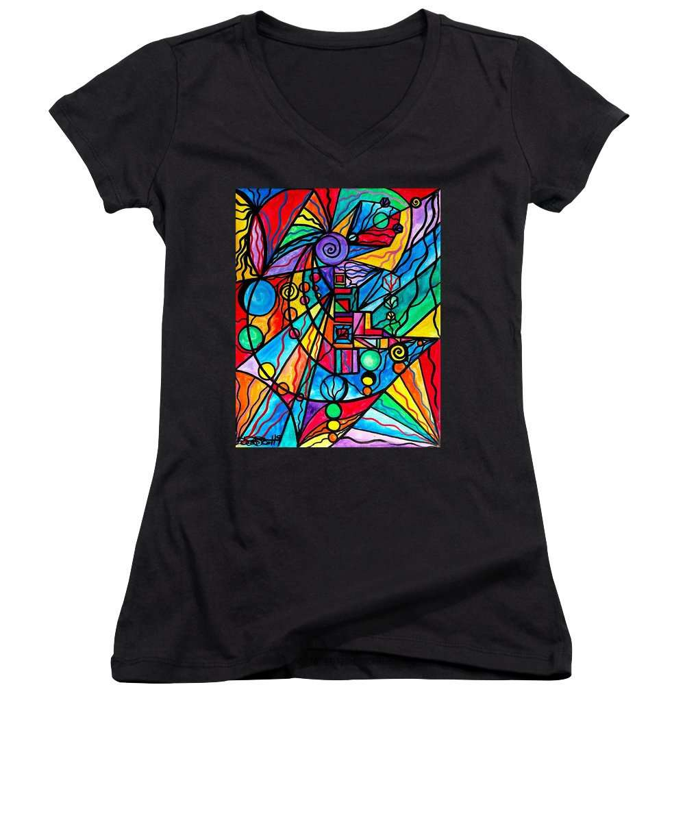 Lyra - Women's V-Neck