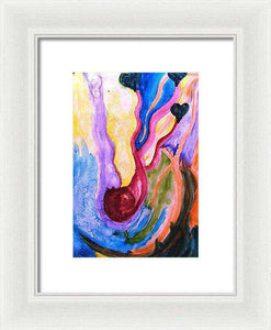 Maternity - Framed Print