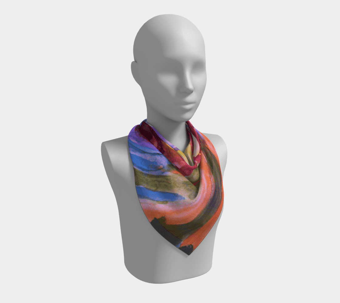 Maternity - Frequency Scarf