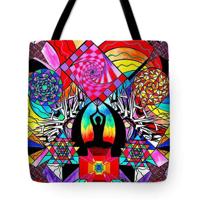 Meditation Aid - Tote Bag