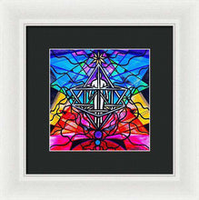 Load image into Gallery viewer, Merkabah - Framed Print