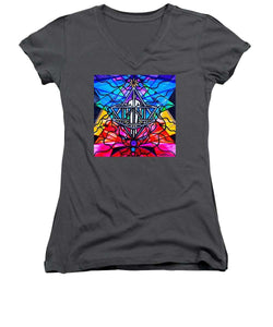 Merkabah - Women's V-Neck