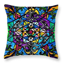 Load image into Gallery viewer, Mermaid Fable - Throw Pillow