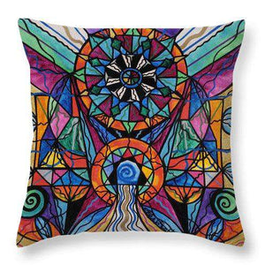 Moving Beyond - Throw Pillow