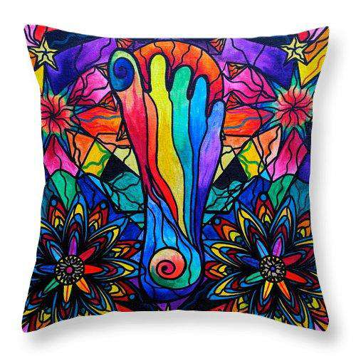 Moving Forward - Throw Pillow