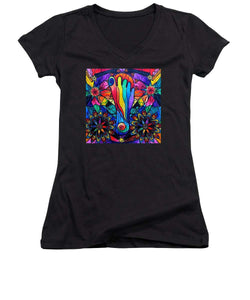 Moving Forward - Women's V-Neck