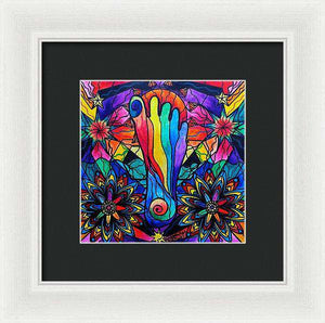 Moving Forward - Framed Print