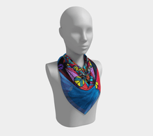 Load image into Gallery viewer, Namaste - Frequency Scarf