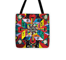 Load image into Gallery viewer, Nature Of Healing - Tote Bag