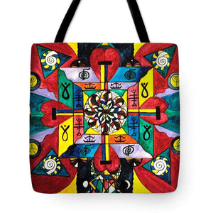 Nature Of Healing - Tote Bag