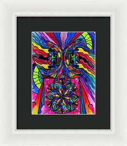 Non Attachment - Framed Print