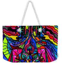 Load image into Gallery viewer, Non Attachment - Weekender Tote Bag