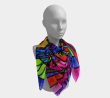Load image into Gallery viewer, Non Attachment - Frequency Scarf
