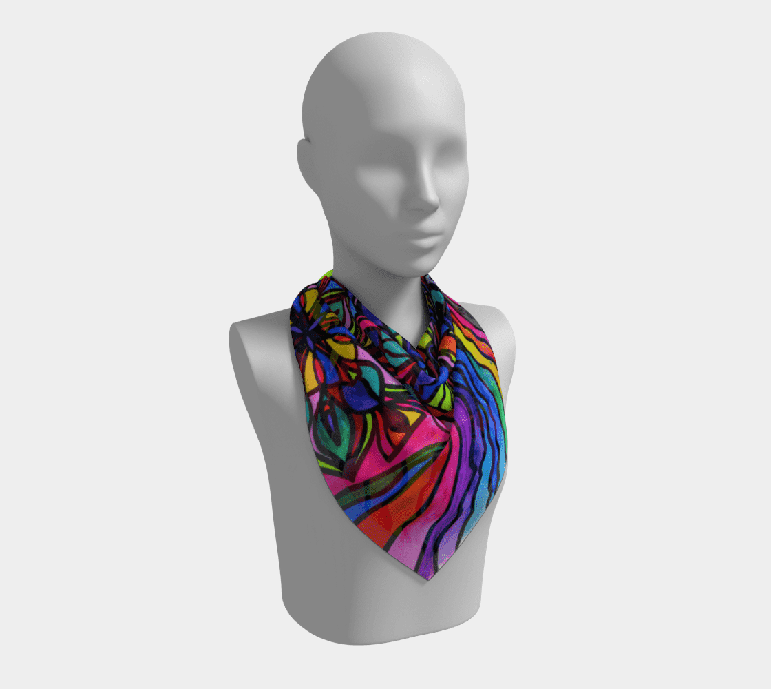 Non Attachment - Frequency Scarf
