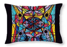 Load image into Gallery viewer, Open To The Joy Of Being Here - Throw Pillow