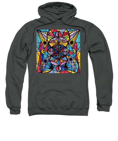 Open To The Joy Of Being Here - Sweatshirt