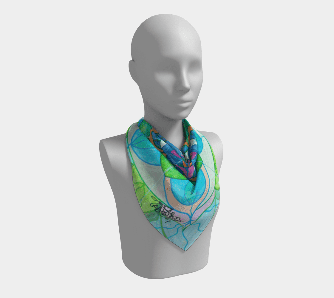 Openness - Frequency Scarf