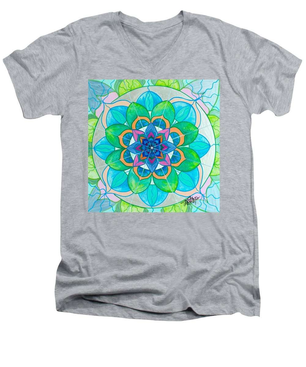 Openness - Men's V-Neck T-Shirt