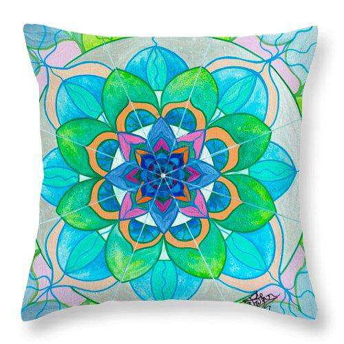 Openness - Throw Pillow