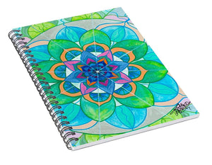 Openness - Spiral Notebook