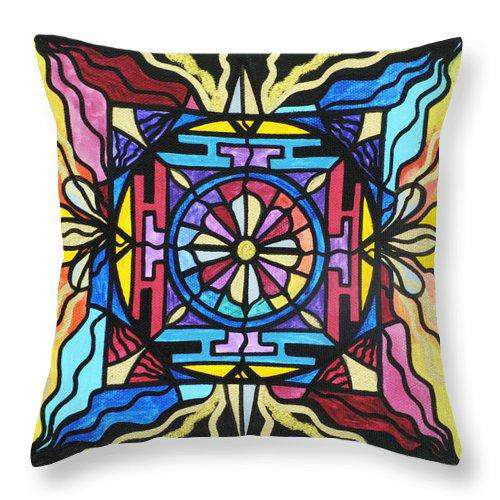 Opulence - Throw Pillow