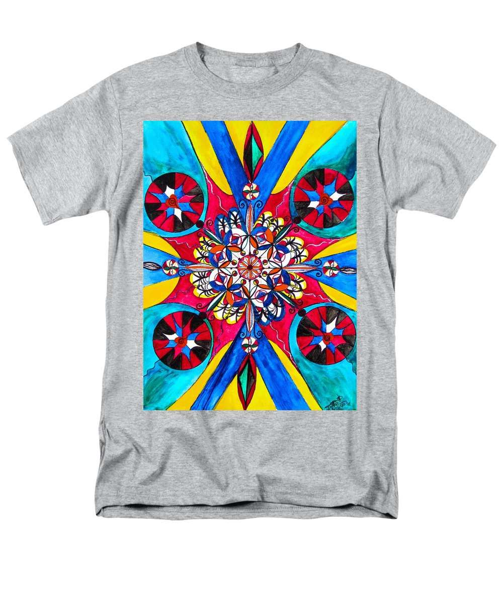 Origin Of The Soul  - Men's T-Shirt  (Regular Fit)