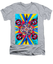 Load image into Gallery viewer, Origin Of The Soul  - Men's V-Neck T-Shirt