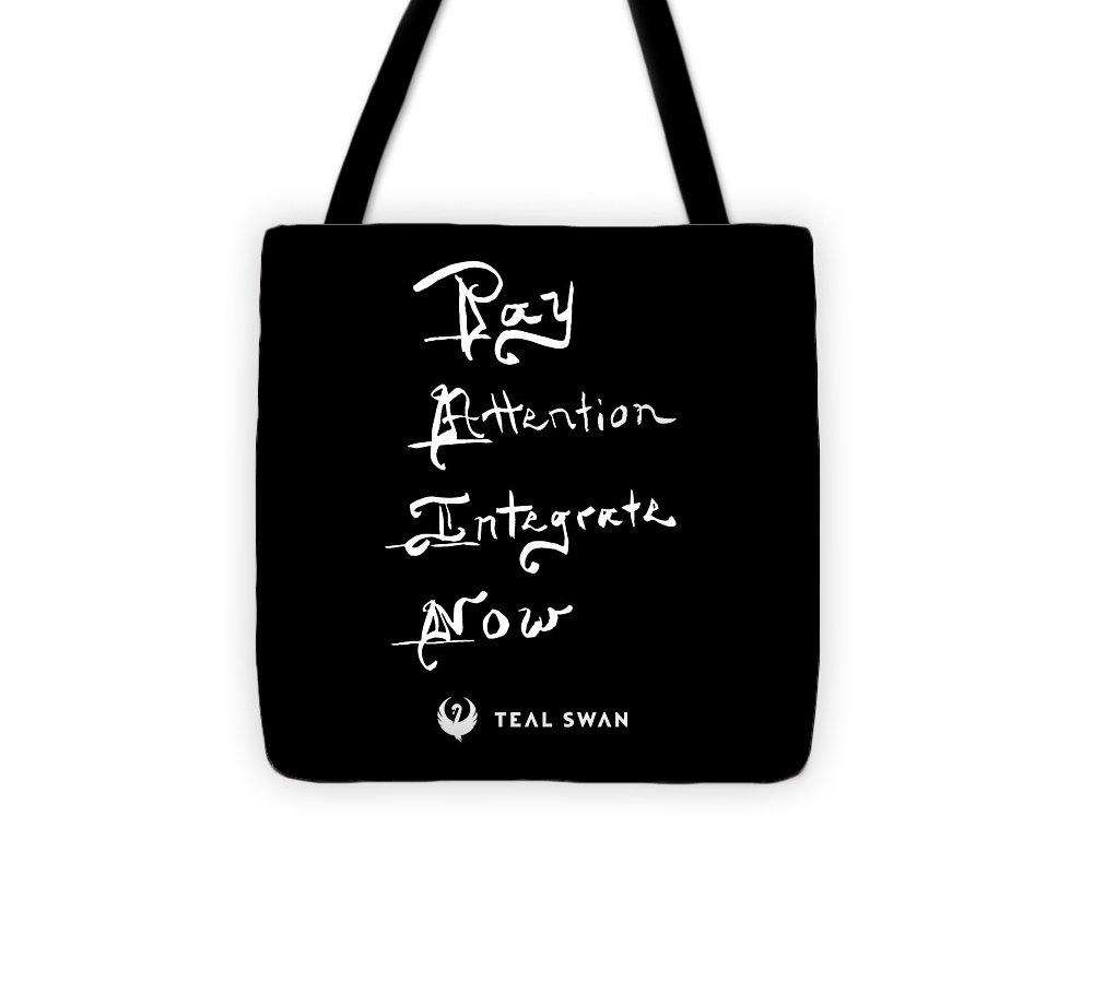 Pain Quote - Tote Bag