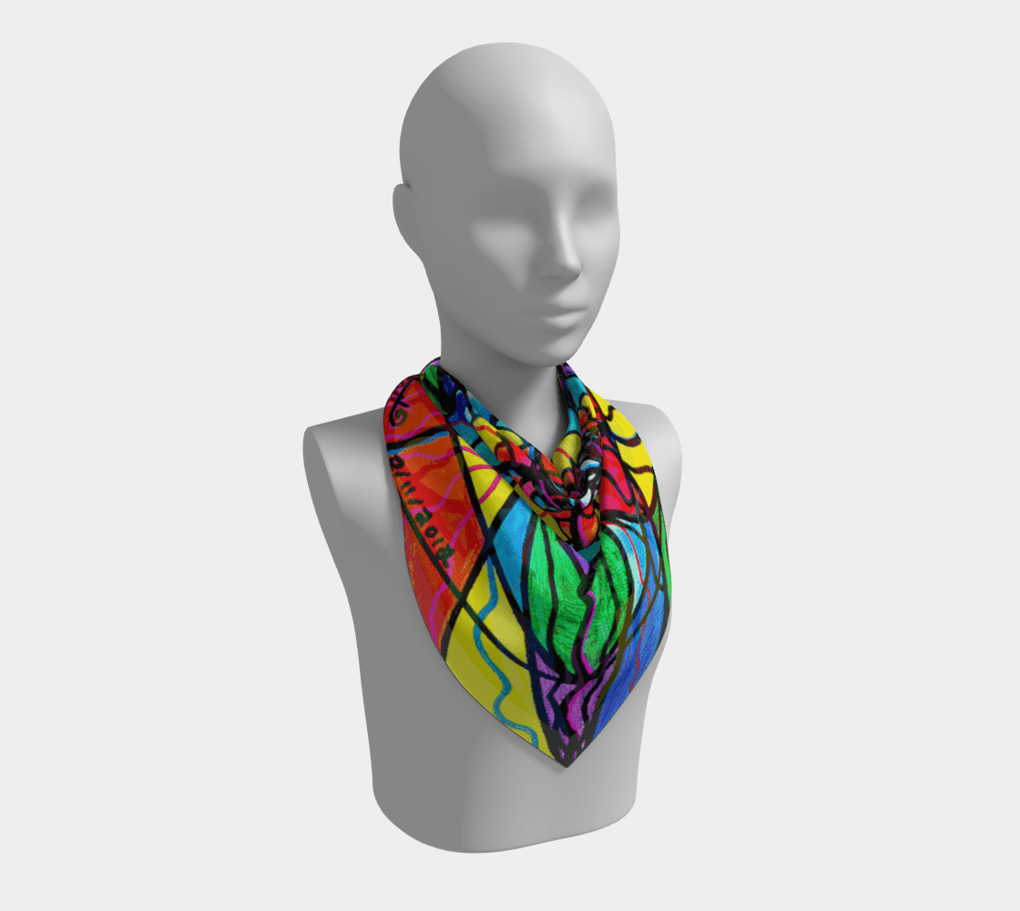 Personal Expansion - Frequency Scarf