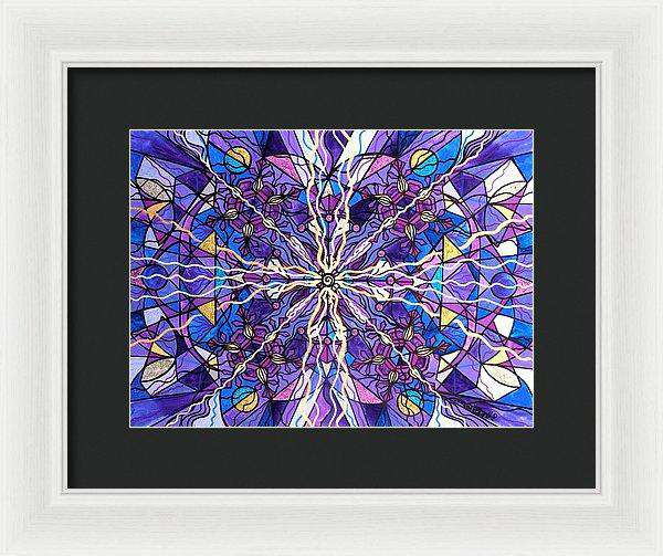 Pineal Opening - Framed Print