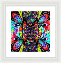Load image into Gallery viewer, Planetary Vortex - Framed Print
