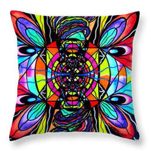 Load image into Gallery viewer, Planetary Vortex - Throw Pillow