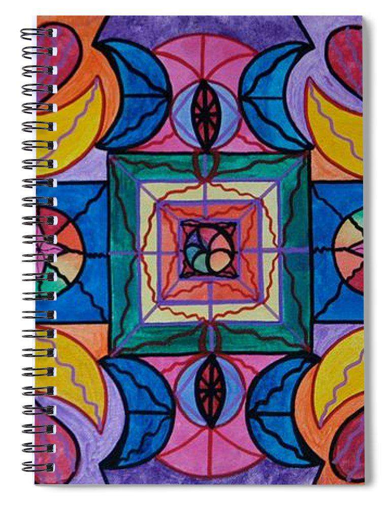 Play - Spiral Notebook