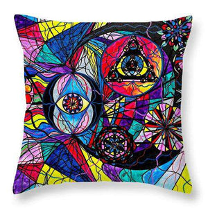 Pleiades - Throw Pillow