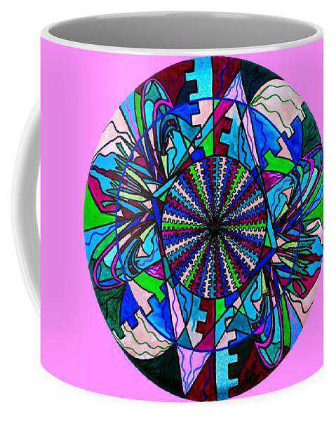 Pleiadian Integration Lightwork Model  - Mug