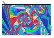 Load image into Gallery viewer, Pleiadian Restore Harmony Light Work Model - Carry-All Pouch